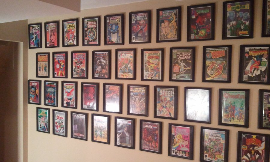 Brilliantly Easycomic Book Frame Brilliantly Easy