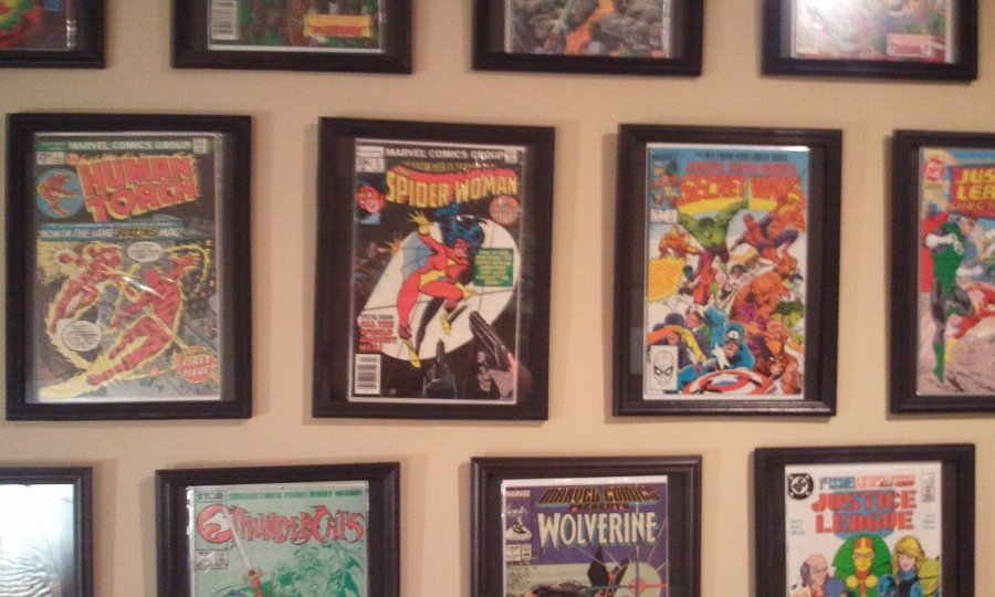 Brilliantly EasyComic Book Frame - Brilliantly Easy