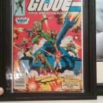 comic book frame
